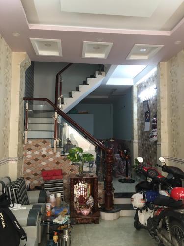 Không gian nhà phố Minh Phụng, Quận 6 Nhà phố diện tích 41.2m2, sổ hồng riêng bàn giao ngay.