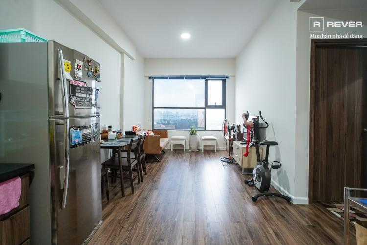 Bán căn hộ Mizuki Park 2PN, tầng 12, không có nội thất, view thoáng