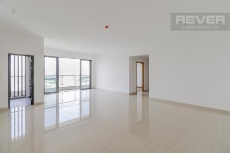 Bán căn hộ Riverpark Premier 3PN, diện tích 135m2, không có nội thất, view sông thoáng mát
