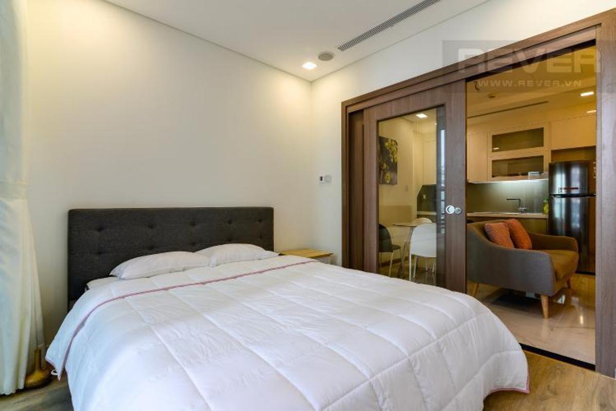 xP518ay4eWBnrrrp Cho thuê căn hộ Vinhomes Central Park 1 phòng ngủ, tháp Landmark 81, đầy đủ nội thất, view Xa lộ Hà Nội