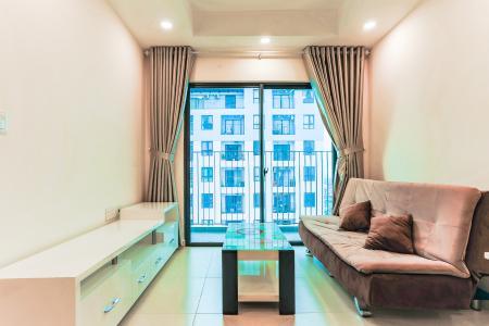 Căn hộ M-One Nam Sài Gòn tầng cao, tháp T2, 2 phòng ngủ, view sông