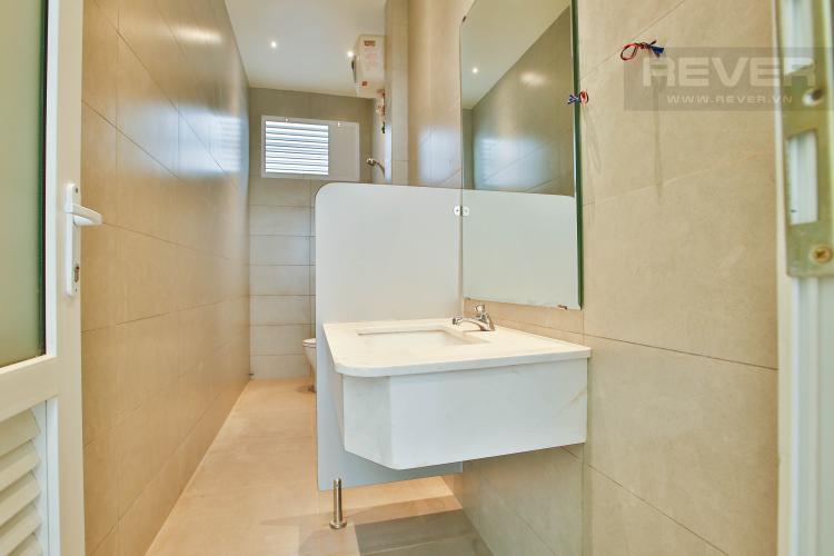 Toilet 1 Nhà phố 4 phòng ngủ đường Ngô Đức Kế Quận 1
