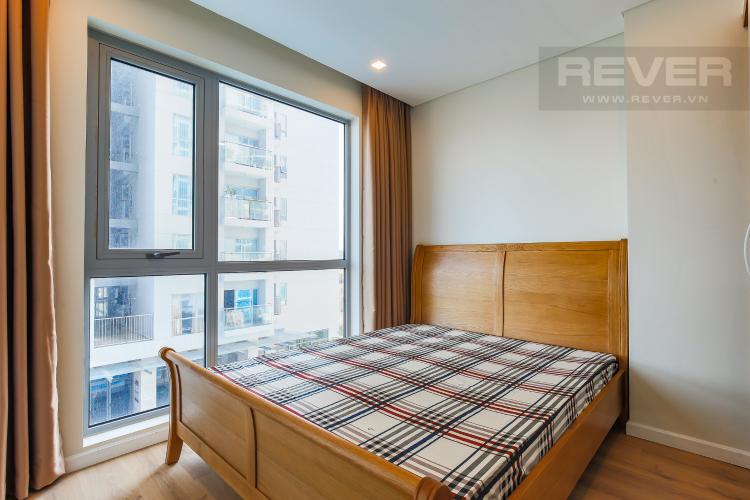 Phòng Ngủ 2 Cho thuê căn hộ 607B Rivera Park Sài Gòn 2PN, nội thất đầy đủ, view hồ bơi