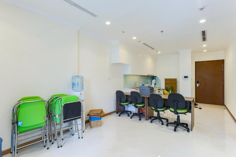 Officetel Vinhomes Central Park 1 phòng ngủ tầng trung Landmark 2