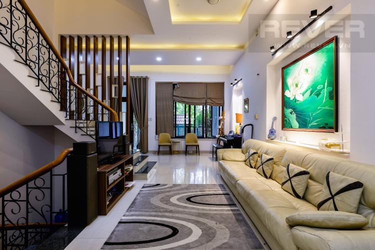 Phòng Khách Cho thuê nhà phố 5 tầng, tọa lạc trên đường số 33, Phường Bình An, Quận 2