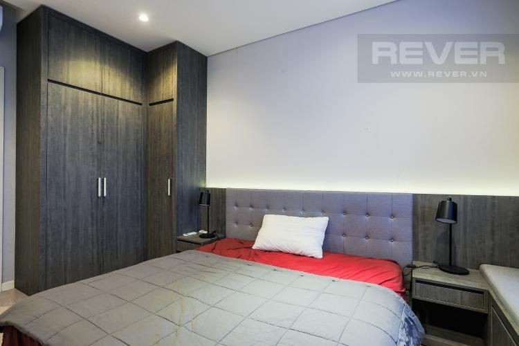 Phòng Ngủ 1 Căn hộ Riviera Point tầng cao 2PN thiết kế đẹp, đầy đủ nội thất