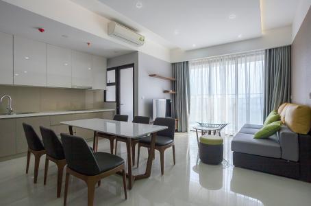 Căn hộ Estella Heights 2 phòng ngủ tầng trung T2 nội thất đầy đủ