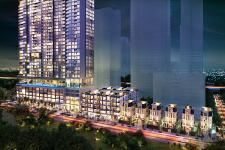 Thông tin mở bán 18 căn biệt thự, nhà phố dự án Q2 Thao Dien