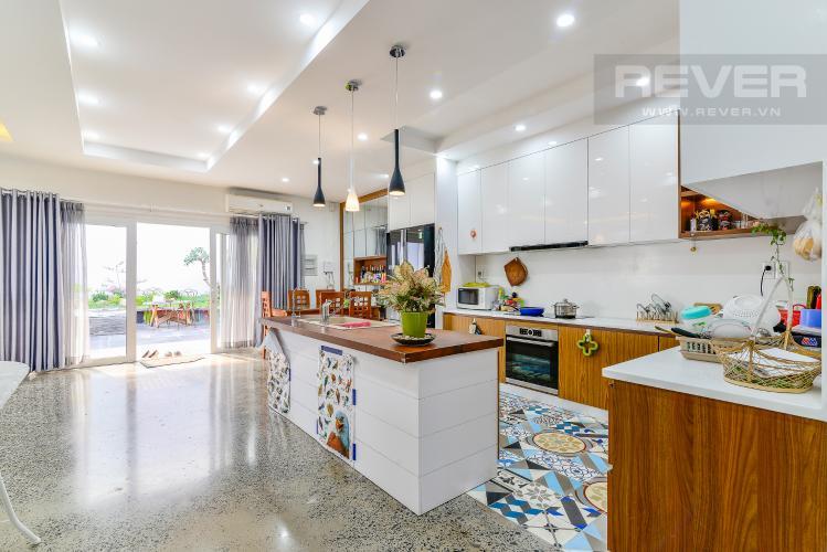 Nhà Bếp Penthouse Chung cư Bộ Công An 3 phòng ngủ tầng cao nội thất đầy đủ