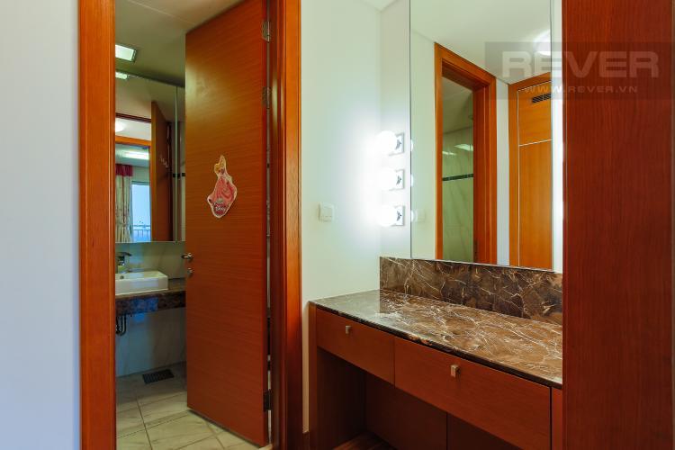 Phòng Tắm 3 Căn hộ Xi Riverview Palace 3 phòng ngủ tầng trung block 101 nội thất có sẵn
