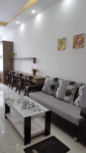 Phòng khách Kingston Residence, Phú Nhuận Căn hộ Officetel Kingston Residence đầy đủ nội thất tiện nghi.