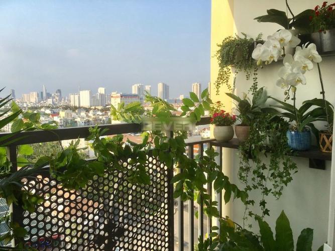 Căn hộ Saigon Mia, Bình Chánh Căn hộ Saigon Mia tầng trung, nội thất cơ bản.