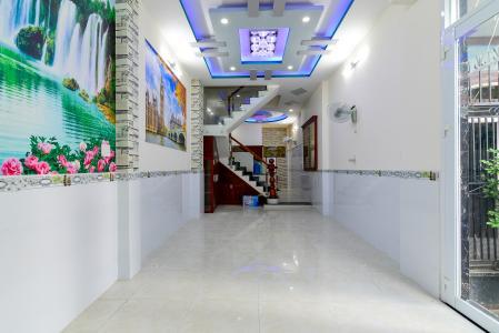 Bán nhà phố đường nội bộ Bùi Quang Là, 2 tầng 4PN, nội thất cơ bản, diện tích sử dụng 150m2