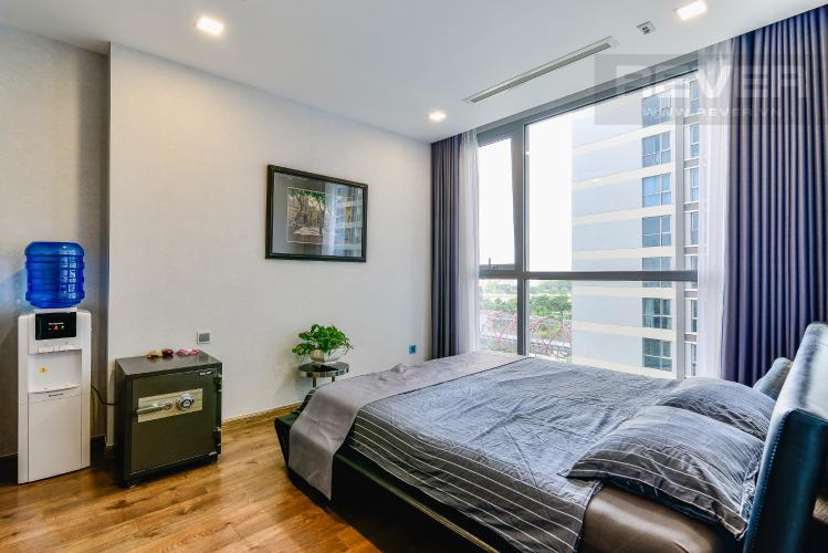 Phòng Ngủ 2 Bán căn hộ Vinhomes Central Park 4PN, đầy đủ nội thất, có thể dọn vào ở ngay