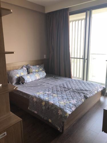 Phòng ngủ Happy Residence Quận 7 Căn hộ Happy Residence tầng trung, đầy đủ nội thất.