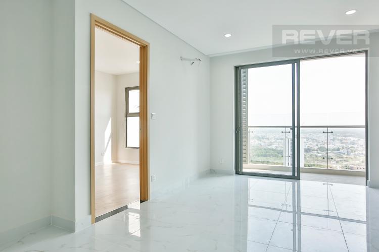 Phòng khách Căn hộ An gia Skyline 2 phòng ngủ tầng cao AG hướng Nam