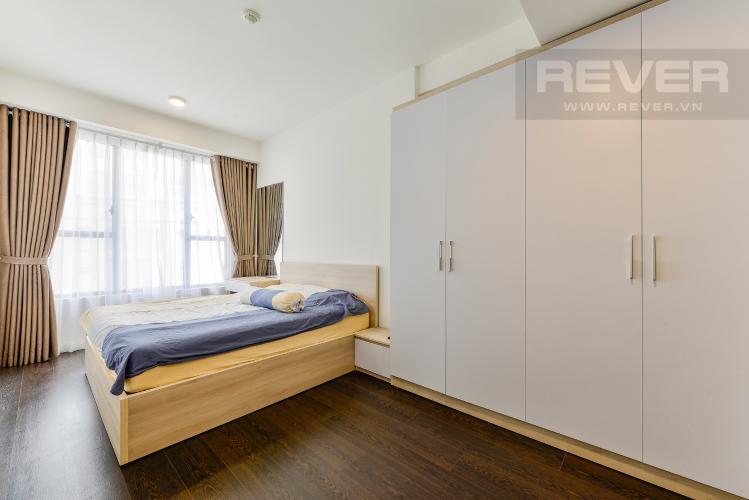 Phòng ngủ 1 Căn hộ The Tresor tầng thấp, tháp TS, 2 phòng ngủ, full nội thất