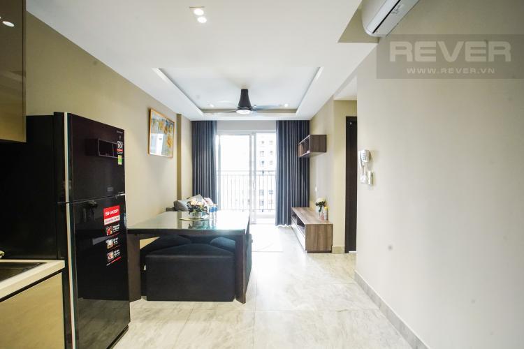 Phòng Khách Cho thuê căn hộ Sunrise Riverside 2PN, diện tích 70m2, đầy đủ nội thất, view hồ bơi