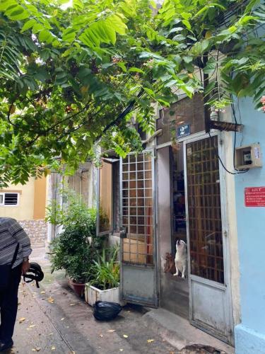 Bán nhà phố hẻm Phan Tôn, phường Đa Kao, quận 1, diện tích đất 56,99m2