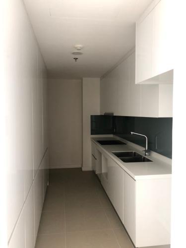 bếp căn hộ Gateway Thảo Điền Căn hộ Gateway Thảo Điền tầng trung, view thành phố sầm uất.