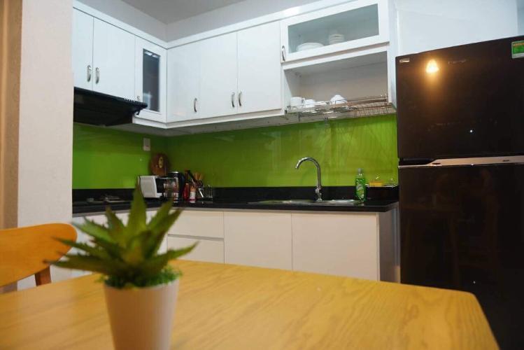 Nhà bếp cao ốc Thịnh Vượng Bán căn hộ cao ốc Thịnh Vượng, nội thất cơ bản, dọn vào ở ngay.