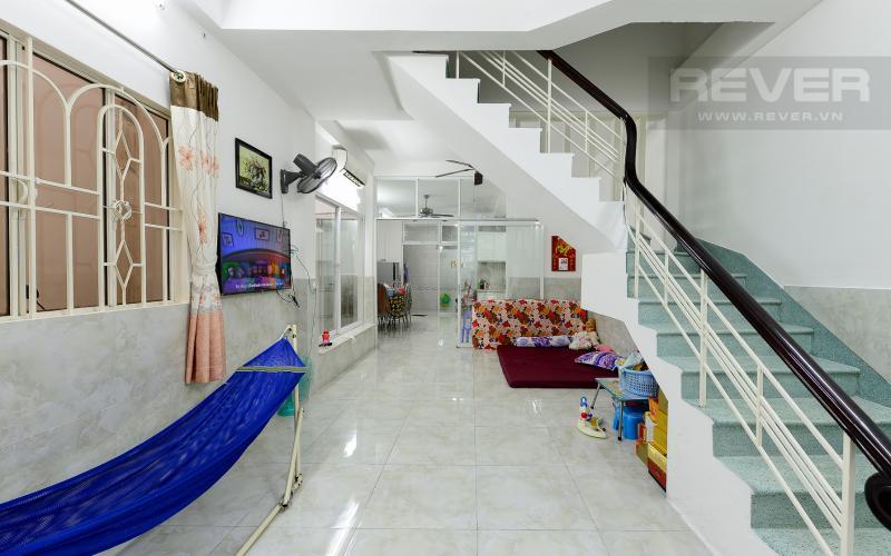 Không gian căn hộ Nhà phố hẻm xe hơi ngay ĐH Hutech Ung Văn Khiêm