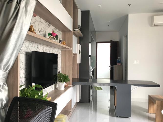 Bán officetel D-Vela 1 phòng ngủ, có gác lửng, diện tích 35m2, đầy đủ nội thất