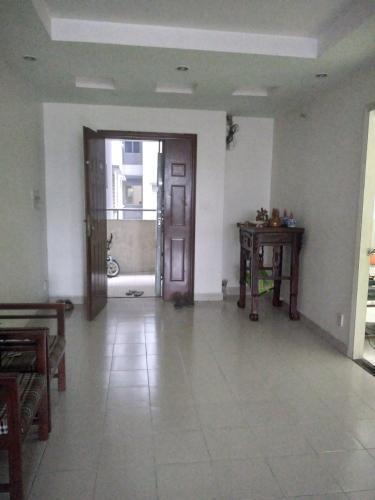 Căn hộ chung cư An Sương Apartment view nội khu thoáng mát.