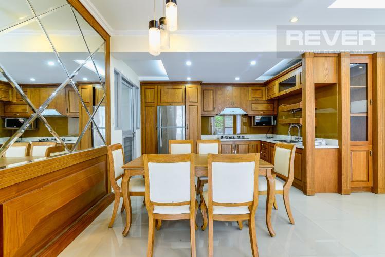 Phòng Ăn & Bếp Căn hộ Garden Court I 3 phòng ngủ tầng thấp đầy đủ nội thất