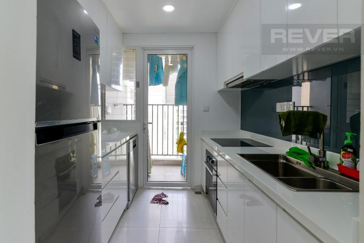 Nhà Bếp Cho thuê căn hộ Vista Verde 2PN, tầng cao, đầy đủ nội thất, view Quận 2