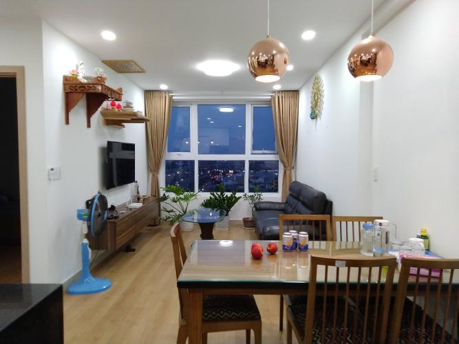 Căn hộ Saigon Gateway đầy đủ nội thất tiện nghi, view thành phố.