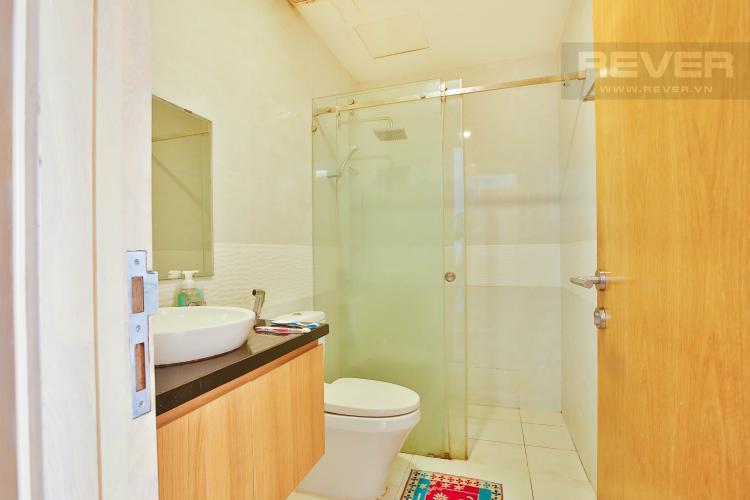 Toilet 2 Nhà Phố nằm ở 189N, đường D, khu Villa Mega Village Quận 9 biệt lập, nhiều tiện ích