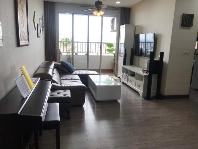 Cho thuê căn hộ Lexington Residence 3PN, tầng 12, đầy đủ nội thất, view thoáng