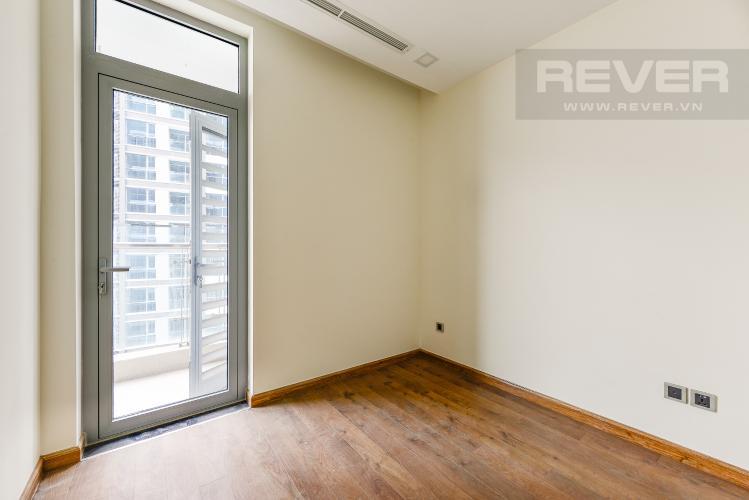 Phòng ngủ 2 Căn hộ Vinhomes Central Park 2 phòng ngủ tầng cao P5 view sông