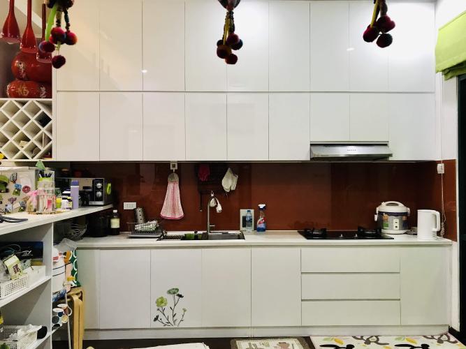 Nhà bếp căn hộ An Cư, quận2 Căn hộ 2 phòng ngủ chung cư An Cư hướng cửa Tây Bắc.