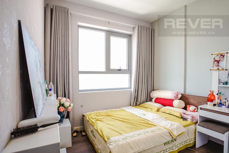 Phòng Ngủ 1 Bán căn hộ Lux Garden 2 phòng ngủ, nội thất đầy đủ, view cầu Phú Mỹ