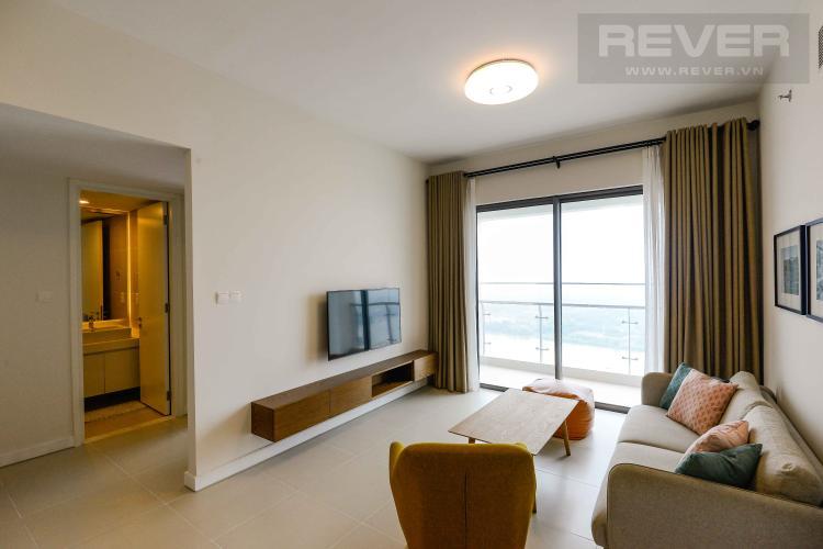 Cho thuê căn hộ Gateway Thảo Điền 2PN, tầng cao, diện tích 100m2, đầy đủ nội thất, view sông thoáng mát