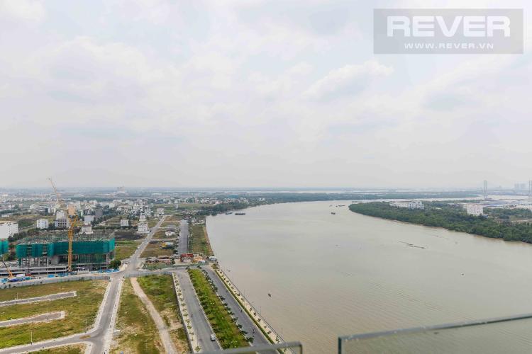 View Bán căn hộ Diamond Island view sông, 91m2 2PN 2WC, nội thất cao cấp