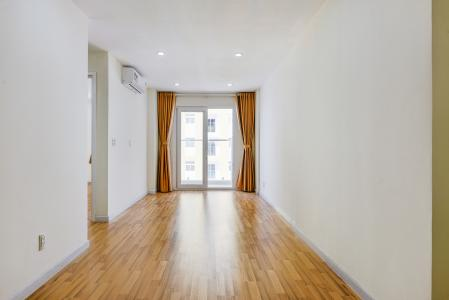Căn hộ City Gate Quận 8 tầng thấp 2 phòng ngủ block B nội thất cơ bản