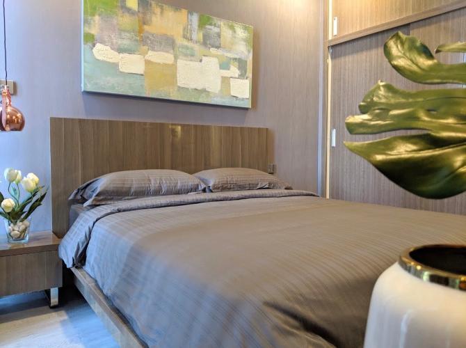 Phòng ngủ Căn hộ VINHOMES GOLDEN RIVER Bán căn hộ Vinhomes Golden River 1 phòng ngủ, tầng cao view đẹp, diện tích 49.5m2