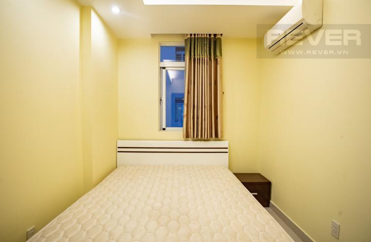 Phòng Ngủ 2 Cho thuê căn hộ Riverside Residence, tầng thấp, đầy đủ nội thất, hướng Đông đón gió