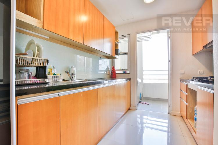 Bếp Căn hộ Sunrise City 2 phòng ngủ tầng cao V3 đầy đủ tiện nghi