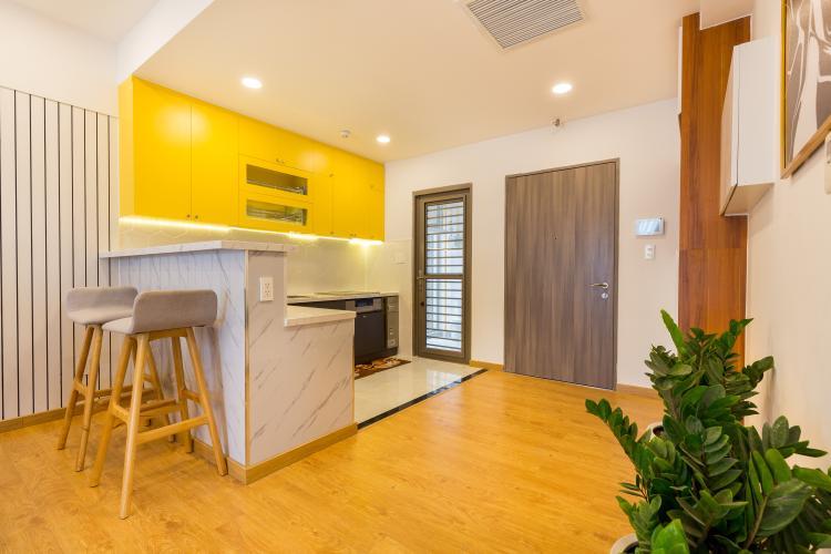 Bên trong căn hộ Saigon South Residence Bán căn hộ Saigon South Residence tầng trung, 3 phòng ngủ, diện tích 104m2, đầy đủ nội thất.