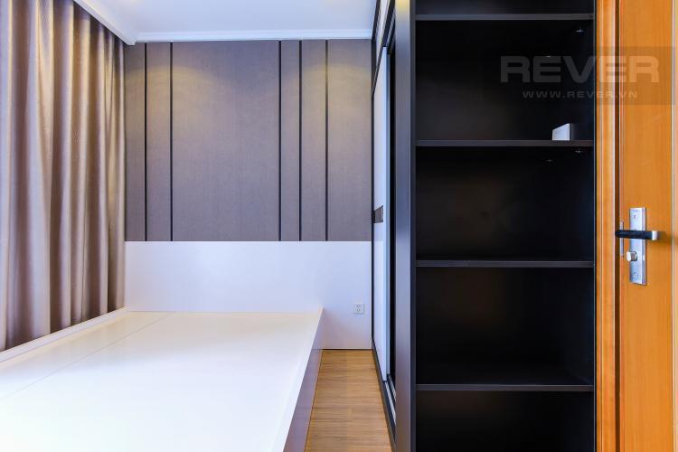 Phòng Ngủ 1 Căn hộ Vinhomes Central Park 2 phòng ngủ tầng cao Landmark 3 đầy đủ tiện nghi
