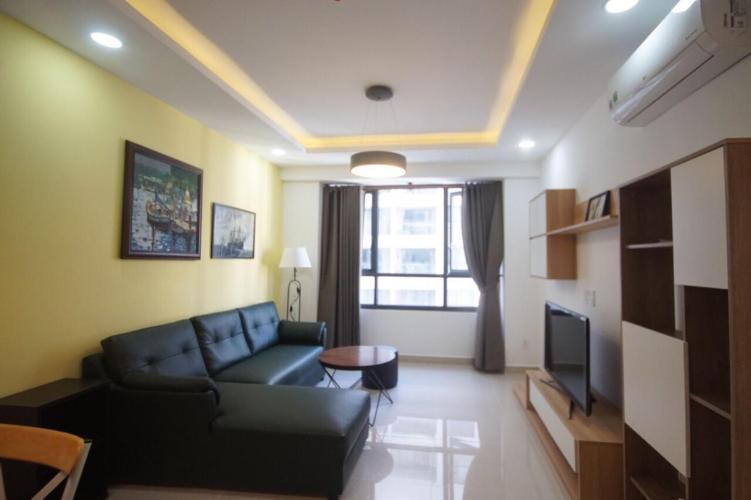 Cho thuê căn hộ The Gold View 2PN, diện tích 70m2, đầy đủ nội thất, view nội khu