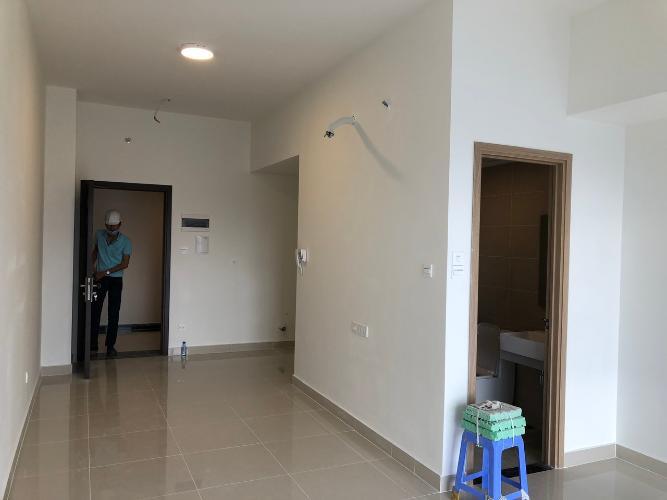 Phòng khách căn hộ THE SUN AVENUE Bán officetel The Sun Avenue 1PN, không có nội thất, ban công Đông Nam