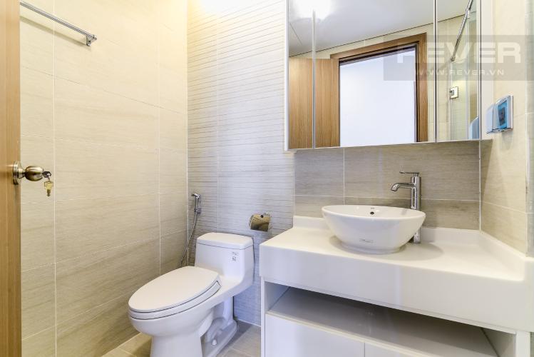 Phòng Tắm 1 Căn hộ Vinhomes Central Park tầng trung, tháp P7, 3 phòng ngủ, view sông