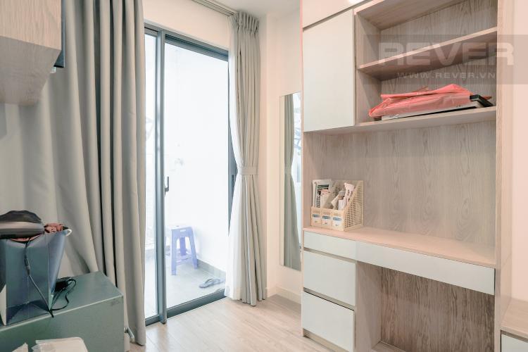 Phòng Ngủ 1 Bán căn hộ M-One Nam Sài Gòn tầng trung, 2PN đầy đủ nội thất