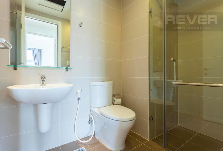 Phòng Tắm 1 Căn hộ Masteri Thảo Điền 2 phòng ngủ tấng thấp T1, nội thất đầy đủ