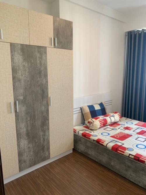 căn hộ Sunrise Riverside Căn hộ Sunrise Riverside tầng trung, kèm nội thất đầy đủ.